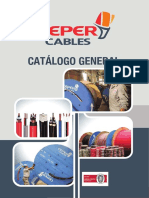 Catalogo General Ceper Cables
