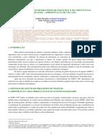 Os Sistemas de Gestão de Processos de Negócio e o Seu Impacto Nas Organizações