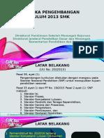 A1 Dinamika Pengembangan Kur 13 SMK