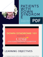 lisa hoang - patients with down syndrome powerpoint