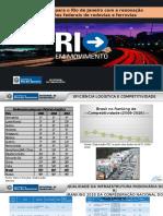 Oportunidade das Concessões Federais no Rio de Janeiro Fed RJ