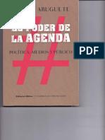El Poder de la Agenda - Natalia Arrugete