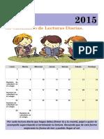 Mi Calendario de Lecturas Diarias