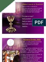 Corpuschristi - Sagrada Eucaristia