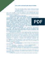 A iminente guerra civil no Brasil pela Nova Ordem Mundial.doc