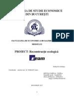 proiect reconstructie