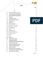 Informe de Practicas Pre- Profesionales - Medio Ambiente
