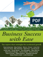 Business Success With Ease eBook - Carmen Okabe