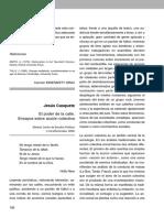 Casquete, J. (2006). El poder de la calle. Ensayos sobre acción colectiva..pdf