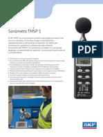 Sonometro TMSP1