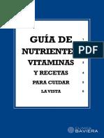 CBA Guia de Nutrientes y Vitaminas