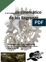 Engranes , Cinematica de Movimiento