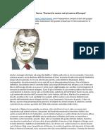 Luigi Ferraris e La Sfida Di Terna Porterò Le Nostre Reti Al Centro d'Europa
