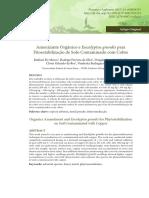 De MARCO, R_SILVA, RF_SCHEID, DL_DA ROS, CO_SILVA, VR_2017_Amenizante Orgânico e Eucalyptus Grandis Para Fitoestabilização de Solo Contaminado Com Cobre