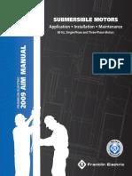 Franklin Electric AIM Manual