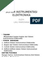 Kuliah 1 Sistem Inst Dan Pengukuran