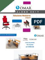 Catalogo Muebles Omar Digital 2017 2 de 4