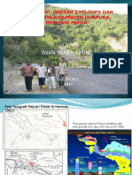 Geologi Regional Jayapura