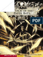 Michael Dahl - [Library of Doom] - Attack of the Paper Bats (pdf).pdf