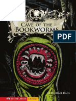 Michael Dahl - [Library of Doom] - Cave of the Bookworms (v5.0) (pdf).pdf
