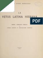 Ayuso Marazuela Vetus Latina Hispana 01