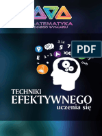 Techniki Efektywnego Uczenia Sie