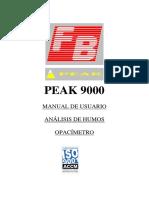 9000 Manual Diesel OPAC