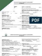 Cronograma General 15-16