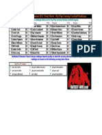2010 IDP Defensive Lineman (DL) Cheat Sheet - Big Play Fantasy Football Rankings