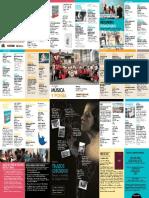 Agenda Mayo 2017