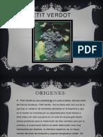 Petit Verdot Origenes