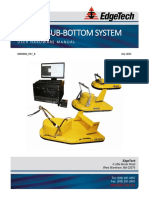 3200 Sub Bottom System Hardware Manual 0004840 Rev B