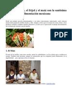 Nahui Ollin Alimentacion en la Historia Méxicana.pdf