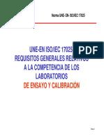 I ISO 17025[1].2003 Metrologia
