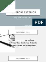 Comercio Exterior Extra Incoterms