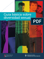 guia diversidad sexual 2016