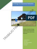 Gestión y Estudio de Riesgo Erosión Del Río Guanusacate Sobre Los Loteos Del Country Barrancas.