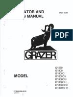CI Grazer 1250 1800 Om Pc