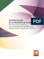 Sistematización de La Incidencia Del CLADEM - Analia Aucia