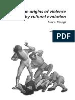 Origen violencia y evolucion cultural .pdf