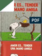 Snoopy. Amor es....pdf