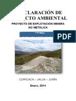 Dia Proyecto No Metalico