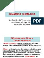 07 - Dinâmica Climática.2017