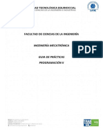 Guia Programacion II Practica 1
