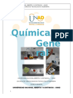 Informes Laboratorio Quimica General 2016 1
