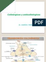 Colinérgicos y Anticolinérgicos
