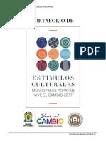 Beca de Apoyo Exposiciones Temporales Casa Museo Negret & MIAMP 2017