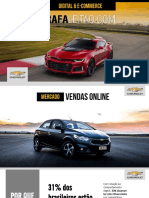 Digital Strategy and E-commerce CHEVROLET