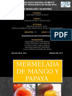 Expo Mango y Papaya