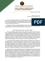 Roberto Lobato Corrêa - Processo, Forma e Significado